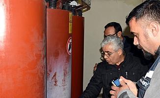 Kırıkkale Yüksek İhtisas Hastanesinde trafo patladı