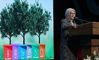 Külliye'de 'Sıfır Atık' ile 628 ağacın kesilmesi engellendi