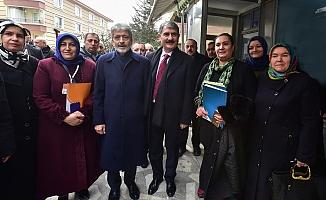 Mustafa Tuna, Pursaklar'da