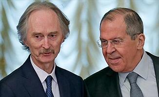 Rusya Dışişleri Bakanı Lavrov: Suriyeli mültecilerin dönüşü için daha fazla çabaya ihtiyaç duyuluyor