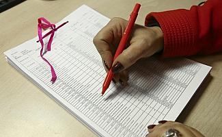 Seçmen listeleri muhtarlıklardan kontrol edilebiliyor