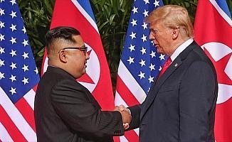 Trump ile Kim Jong-un arasındaki ikinci zirve şubatta yapılacak