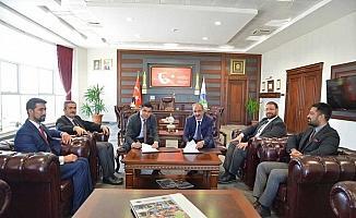 AEÜ ile Afganistan üniversitesi arasında iş birliği protokolü