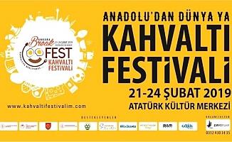 Ankara Kahvaltı Festivali başlıyor