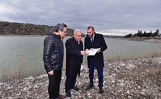 Ankara'nın barajlarındaki doluluk