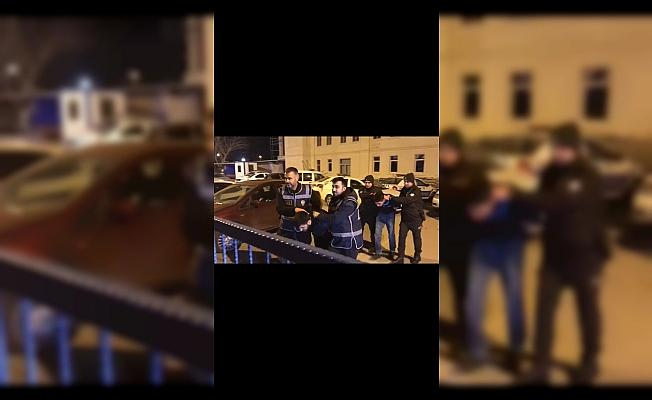 Başkentte silahlı market soygunu