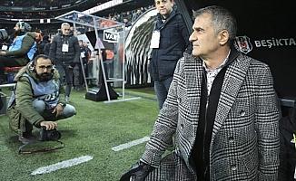 Beşiktaş, Şenol Güneş yönetiminde derbilerde iddialı