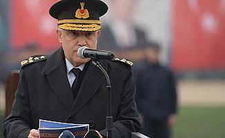 Jandarma Genel Komutanı Orgeneral Çetin: PKK terör örgütüne diz çöktürülmüştür