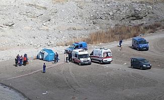Kayseri'de baraj gölüne giren genç boğuldu