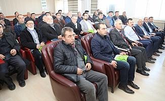 Kırıkkale'de tarım sigortası toplantısı yapıldı