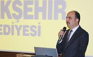 Tarihi Kentler Birliği Konya çalıştayı