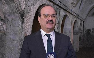 'TİKA Irak'taki projelerine hız verecek'