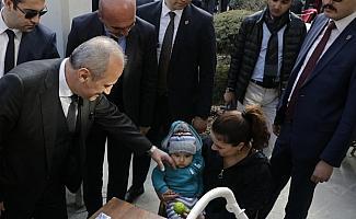 Ulaştırma ve Altyapı Bakanı Turhan Konya'da