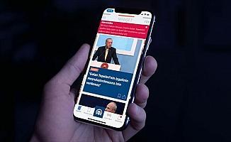 AA mobil uygulaması yenilendi