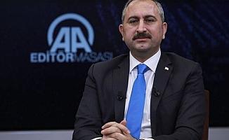 Adalet Bakanı Gül: Yavaş seçilirse Ankara'da belediyeyi HDP yönetecek