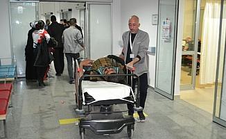 Aksaray'da 3 kişi silahla yaralandı