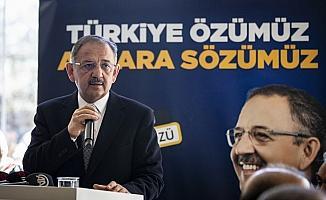 """""""Ankara 5 yıl sonra başka bir kent olacak"""""""