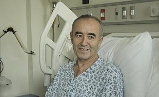 Aort kapağı işlevini yitiren hasta