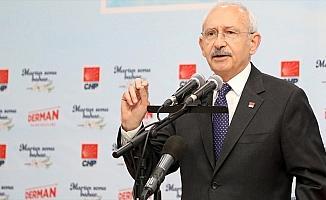 CHP Genel Başkanı Kılıçdaroğlu: Siyaset halka hizmet etmek için yarışmak demektir