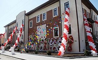 Çubuk Saray Hamamı hizmete açıldı