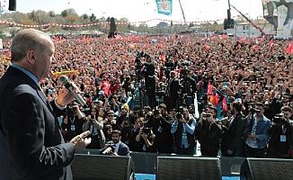 Cumhurbaşkanı Erdoğan: Asıl fatura sana kesilecek