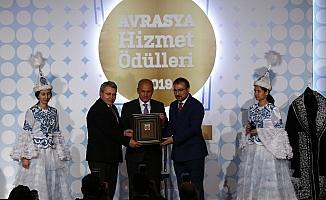 EkoAvrasya 2019 Hizmet Ödülleri Töreni