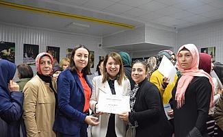 Eskişehir'de kadınlara