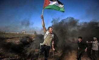 Filistin'in BM Büyükelçisi'nden Bachelet'e 'İsrail'i UCM'ye taşı' çağrısı