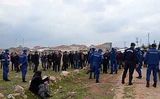 Karaman'da koyun otlatma kavgası: 1 ölü
