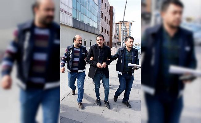Kayseri'de camiden hırsızlık