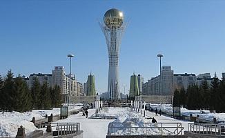 Kazakistan'ın başkenti Nur-Sultan oldu