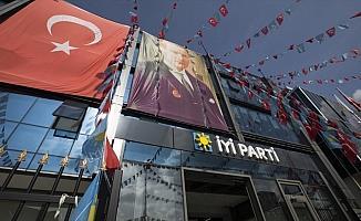 Kırıkkale'de İYİ Parti'den toplu istifa