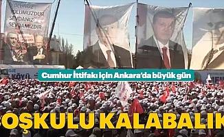 Özhaseki Büyük Ankara Mitinginde Konuştu