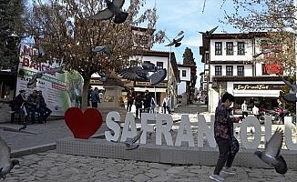 Safranbolu'da 1,5 milyon turist hedefi