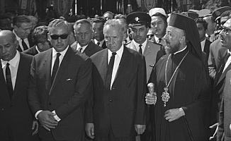 Sedat'ın hayatına mâl olan 'Mısır-İsrail Barış Antlaşması'
