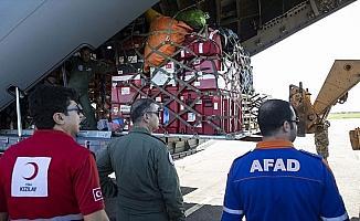 Türk yardım kuruluşları Mozambik'e ulaştı
