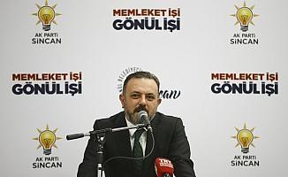 """""""Türkiye büyük ülke olma yolunda ilerleyecek"""""""