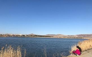 Ulaş Gölü piknikçileri bekliyor