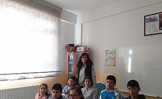 Ulaş'ta özel öğrencilere özel ilgi
