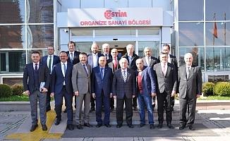 """Yenimahalle Belediye Başkan Adayı Veysel Tiryaki: """"OSTİM OSB'YE Sanayi Müzesi İnşa Edeceğiz"""""""