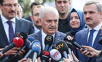 AK Parti İstanbul adayı Yıldırım: YSK mazbatayı kime verirse başkan o olacak