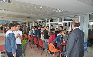 Başkan Yaka gençlerle buluştu