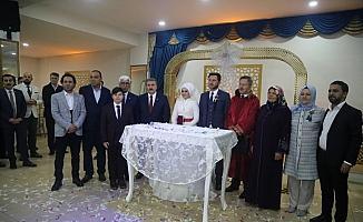BBP Genel Başkanı Destici nikah şahidi oldu