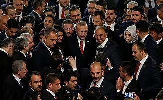Cumhurbaşkanı Erdoğan: ABD Başkanı Trump ile yakın zamanda bir görüşmemiz olabilir