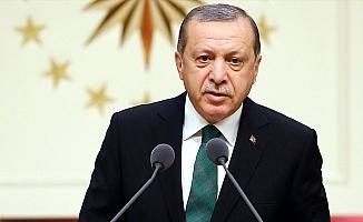 Cumhurbaşkanı Erdoğan TRT ailesine 'geçmiş olsun' dileğinde bulundu