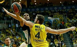 Fenerbahçe Beko 5. kez Dörtlü Final'e kaldı