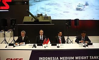 FNSS Endonezya'ya tank üretecek