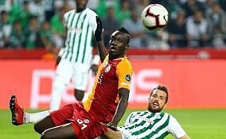 Galatasaray liderlik fırsatını değerlendiremedi