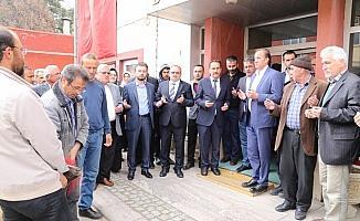 Hadim Belediye Başkanı Hadimioğlu görevine başladı