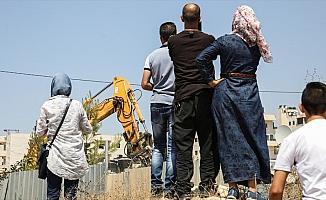 İsrail 15 yılda Kudüs'te 3 bine yakın Filistinliyi evsiz bıraktı